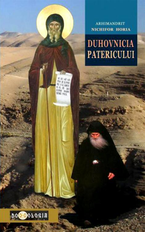duhovnicia patericului - Arhim. Nichifor Horia