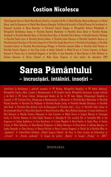 Sarea pământului – încrucișări, întâlniri, însoțiri, Costion Nicolescu