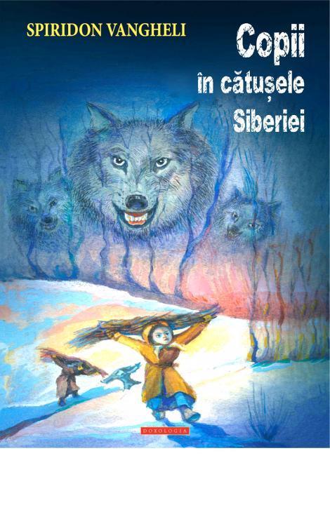Copii în cătușele Siberiei