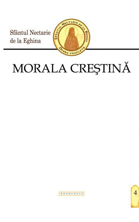 Nectarie de la Eghina - Morala creștină