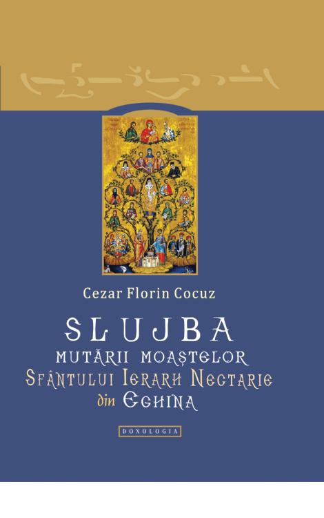 Slujba mutării moaștelor Sfântului Ierarh Nectarie din Eghina