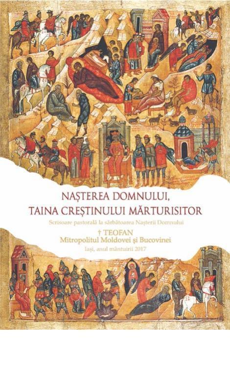 Nașterea Domnului – taina creștinului mărturisitor. Scrisoare pastorală