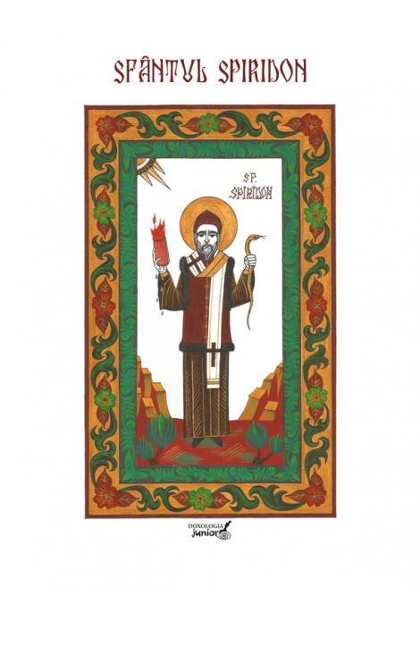 Sfântul Spiridon, Dionis Spătaru