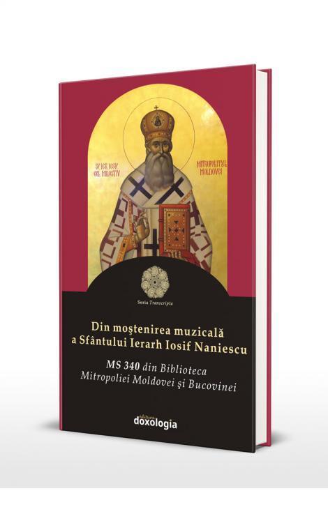 Din moștenirea muzicală a Sfântului Ierarh Iosif Naniescu. MS 340 din Biblioteca Mitropoliei Moldovei și Bucovinei