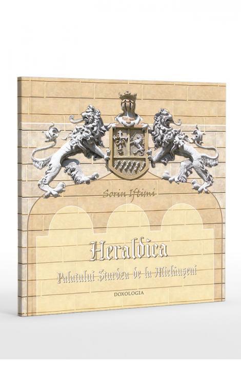 Heraldica Palatului Sturdza de la Miclăușeni
