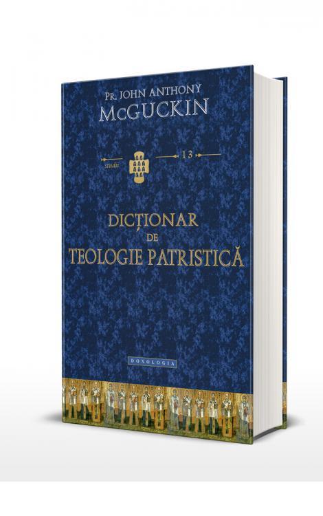 dictionar, teologie patristica, McGuckin
