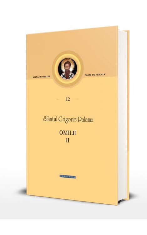 Sfântul Grigorie Palama  Roger coresciuc Omilii 2