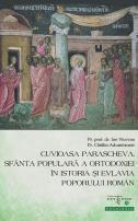 Cuvioasa Parascheva, Sfânta populară a Ortodoxiei în istoria şi evlavia poporului român - Pr. Ion Vicovan