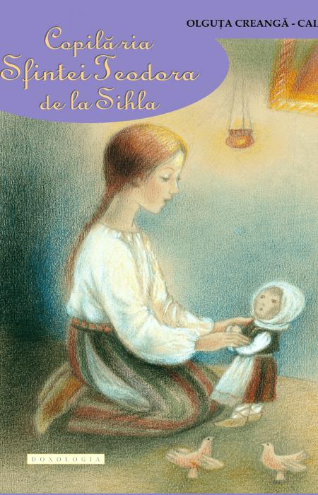 Copilăria Sfintei Teodora de la Sihla