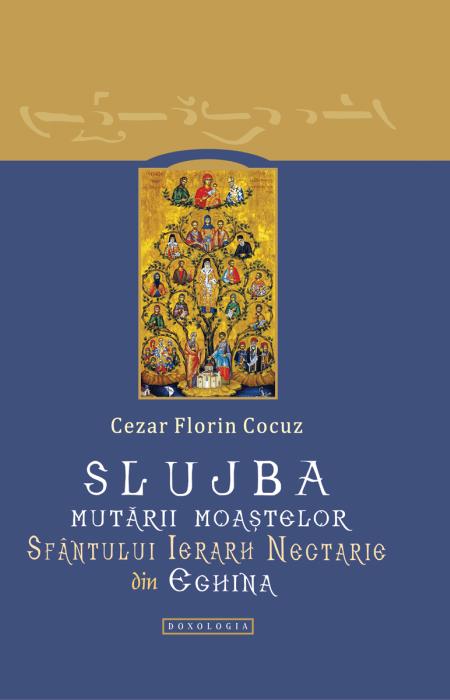 Slujba mutării moaștelor Sfântului Ierarh Nectarie din Eghina, Cezar Florin Cocuz