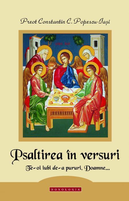 Psaltirea în versuri, Pr. Constantin C. Popescu