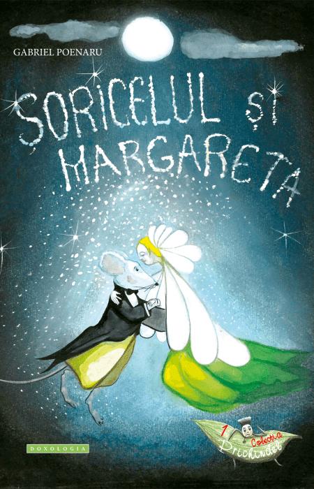 Șoricelul și margareta, Gabriel Poenaru