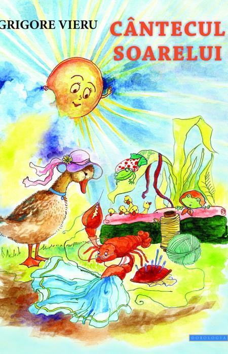 Cântecul soarelui - Grigore Vieru