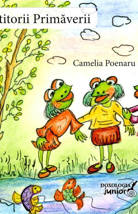 vestitorii primaverii, carti pentru copii, Camelia Poenaru