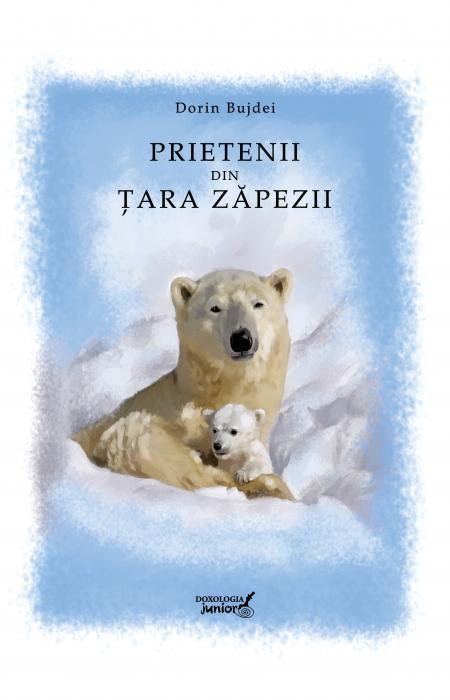 Prietenii din Țara Zăpezii, Dorin Bujdei
