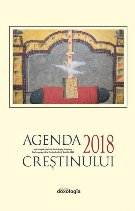 Agenda creștinului 2018