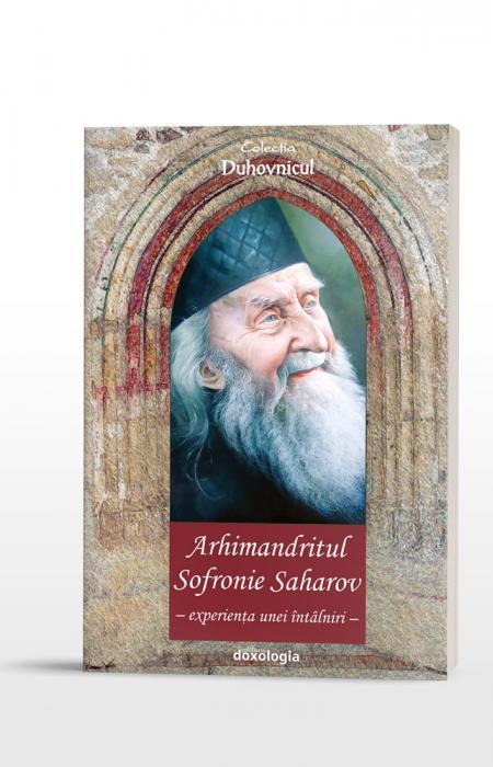 Arhimandritul Sofronie Saharov — experien]a unei întâlniri —