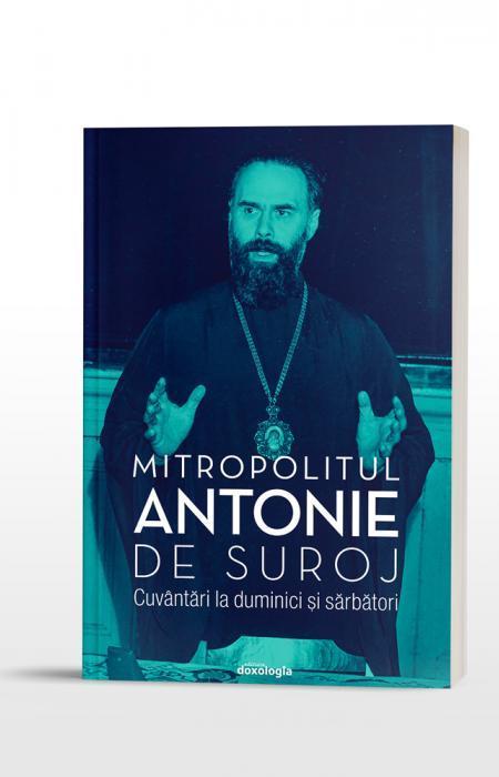 Antonie de Suroj, Cuvântări la duminici și sărbători