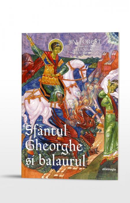 Sfântul Gheorghe și balaurul, doxologia