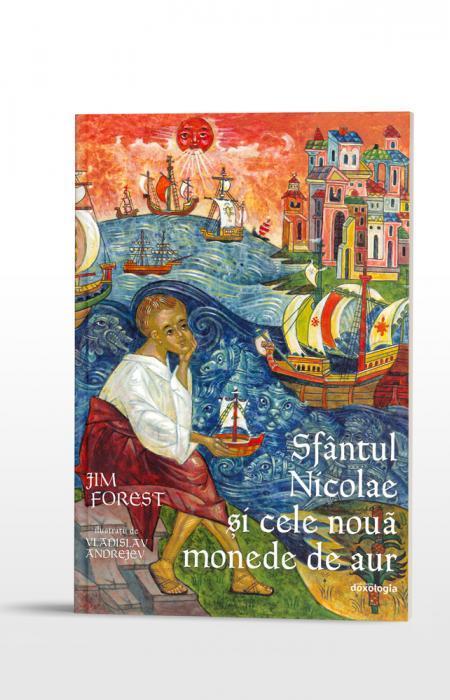 Sfântul Nicolae și cele nouă monede de aur Jim Forrest