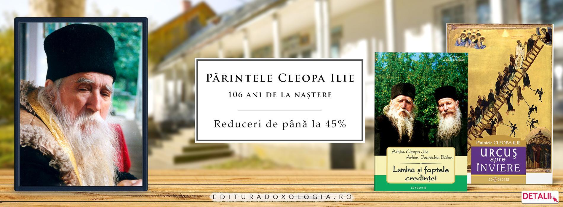 Părintele Cleopa Ilie, 106 ani de la naștere