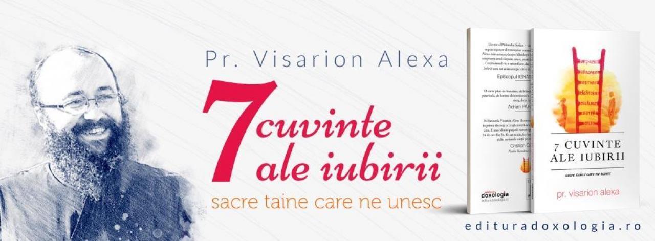 Visarion Alexa, 7 Cuvinte ale iubirii